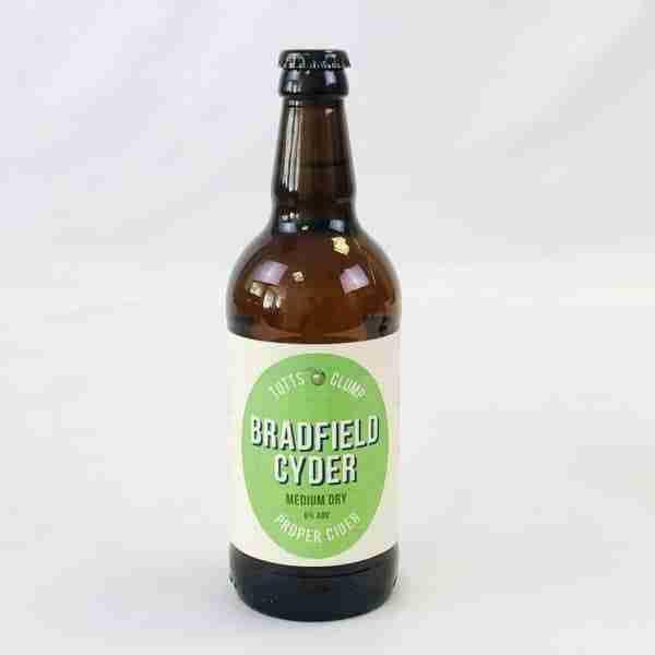 Bradfield Cyder