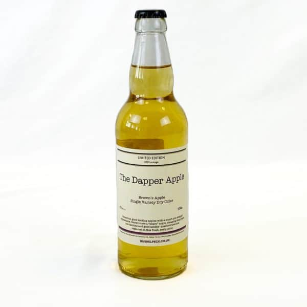 Ciderlicious - Bushel+Peck - The Dapper Apple 1