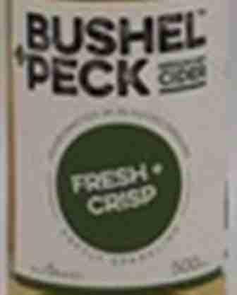 Ciderlicious - Bushel+Peck - Fresh & Crisp - 20 Ltr Bag in Box 1