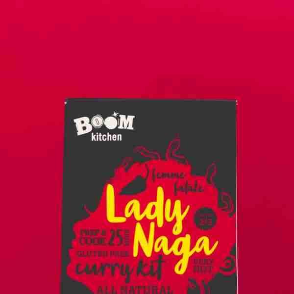 Ciderlicious - Boom Kitchens - Lady Naga 1