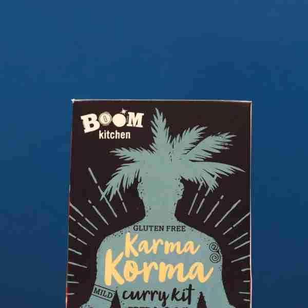 Ciderlicious - Boom Kitchens - Karma Korma 1